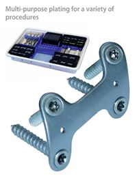 Wright medical Universal Plating System 2.7