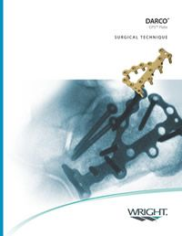 Wright DARCO CPS Calcaneal Plating System - Surgical Technique
