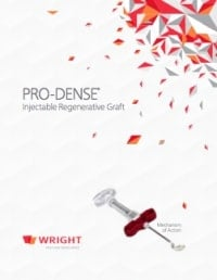 Pro-dense Injectable Regenerative Graft