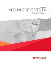 Aequalis Reversed Fracture Prosthesis
